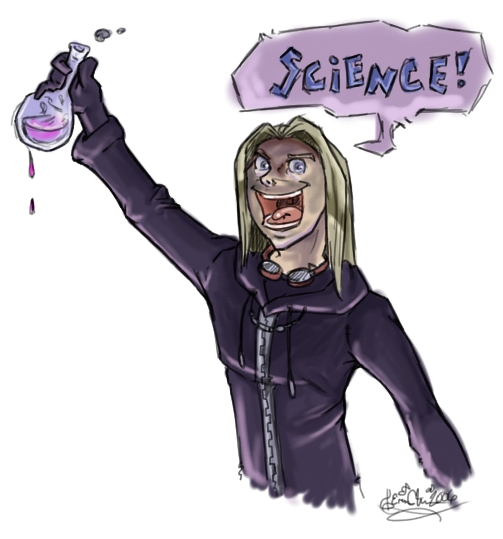 Vexen likes SCIENCE!!!